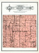 Mapleton, Minnehaha County 1913